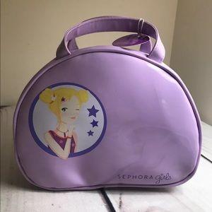 🔥⚡️BOGO SALE⚡️🔥 Sephora Girls Makeup Bag NEW NWT